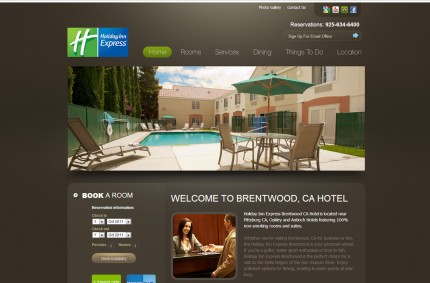 Holiday Inn Express Brentwood
