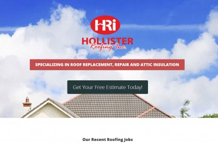 Hollister Roofing
