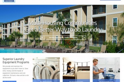 Mission Laundry Equipment