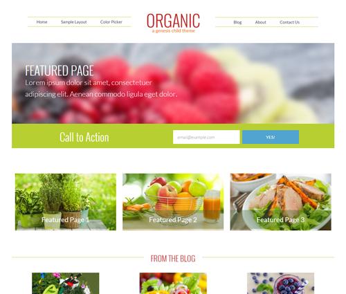Organic-Theme-by-Littlejohns Web Shop