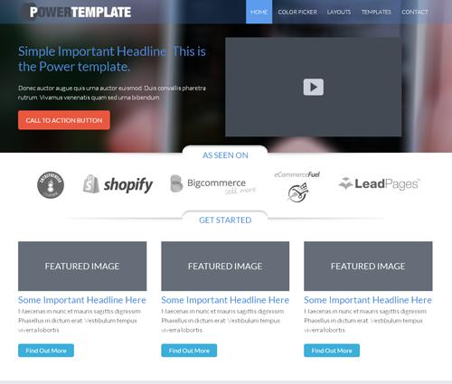 Power-Theme-by-Littlejohns Web Shop