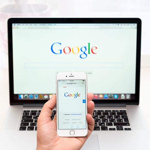 Google-friendly website package