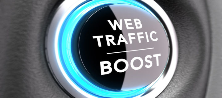 5 Ways to Increase Website Traffic