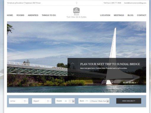 Hotel Motel Website Design
