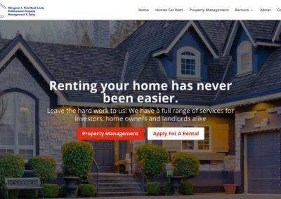 Property Management Website Design