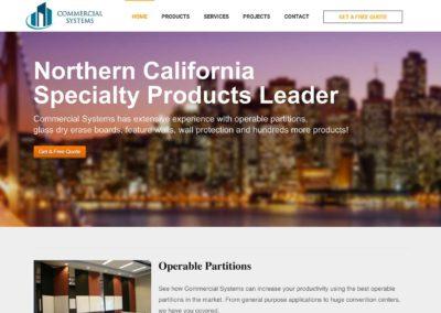 Trade Service Web Design