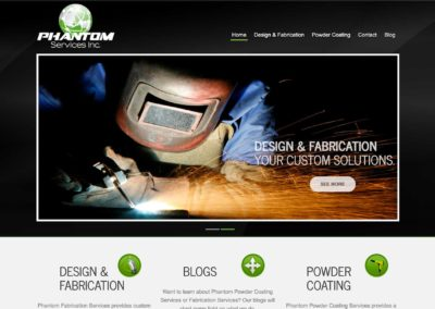 Web Design For Trade Services
