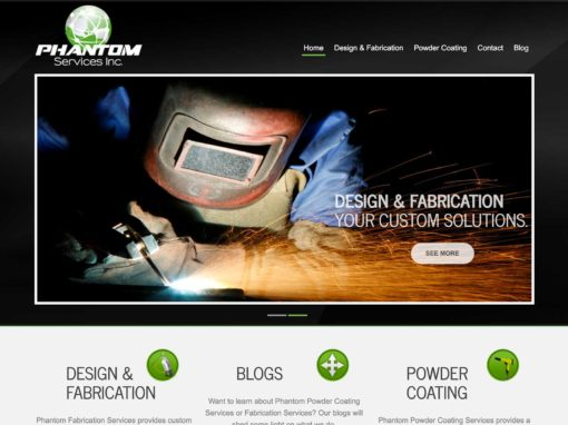 Web Design For Trade Services