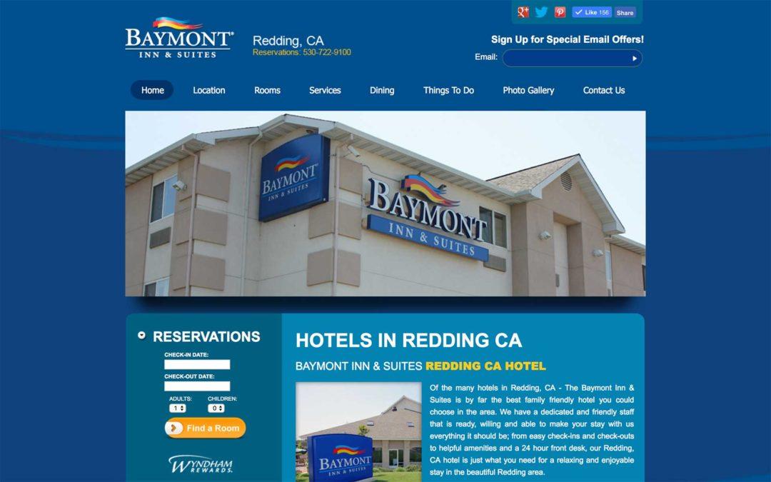 Website Design For Hotels