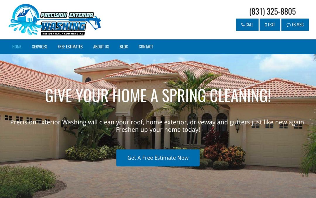 Website Design For Trade Services