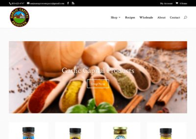 ECommerce Custom Website Design