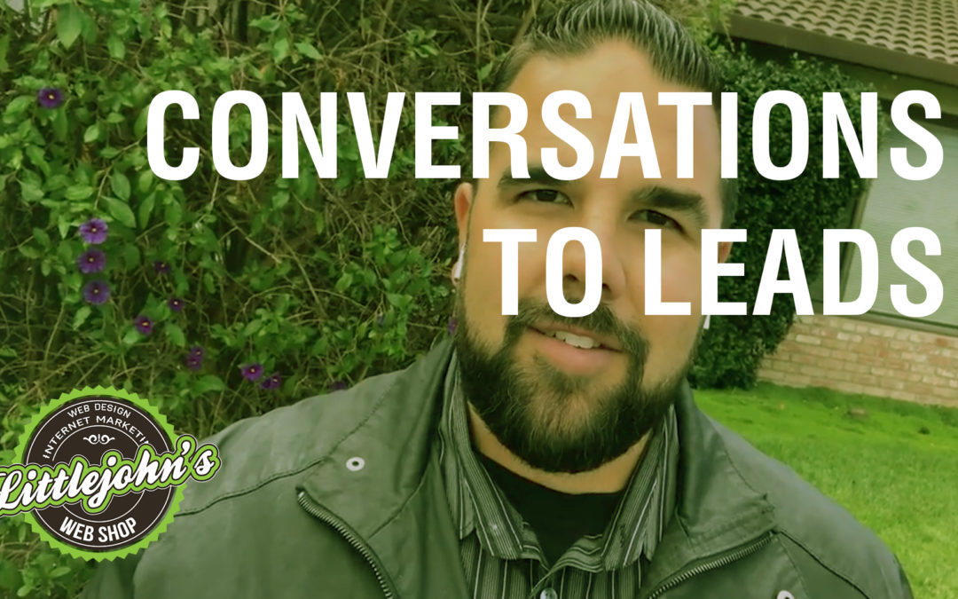 [VIDEO] Conversations to Leads – Grow Your Business With Digital Marketing