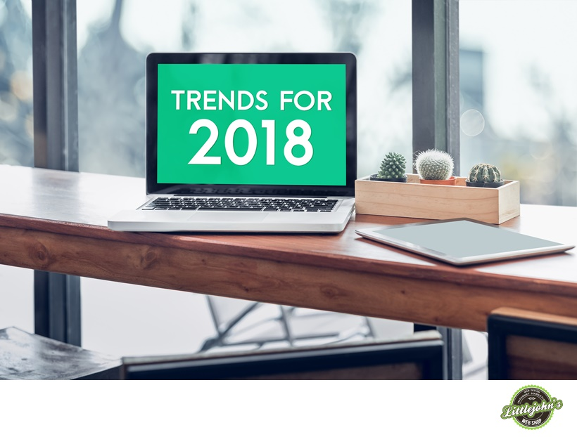 Several Trends in Web Design to Try Before the Year Ends